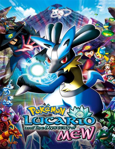 Ver Pokémon 8: Lucario y el misterio de Mew (2005) Online