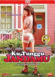 Download Film Kutunggu Jandamu (2008) DVD-Rip
