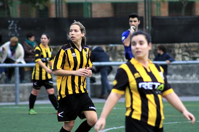 Fútbol femenino | Barakaldo CF y Pauldarrak B pierden en Liga Vasca por el mismo resultado