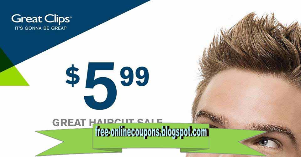 coupons for great clips