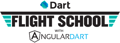 Dirt Flight School logo