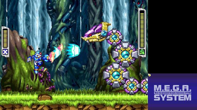 Mega Man Zero ZX Legacy Collection PC Mega