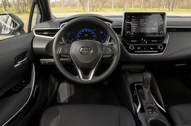 Toyota Corolla será chamado para recall global: airbags podem não acionar em acidentes; modelo brasileiro não é afetado