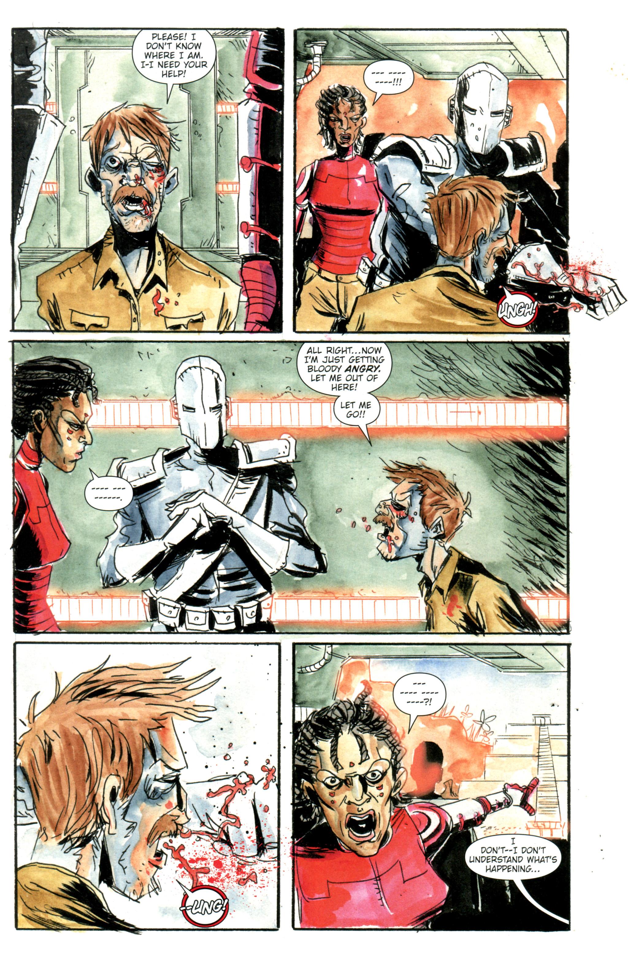 Read online Trillium comic -  Issue #4 - 11