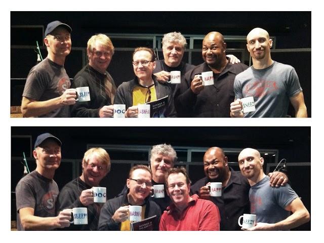 """Cartoonatics: """"THE 7D"""": The Voice Actors, Part 1"""