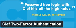 Clef Two Factor Authentication