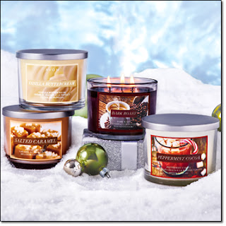 Avon Home Fragrance Candle Collection