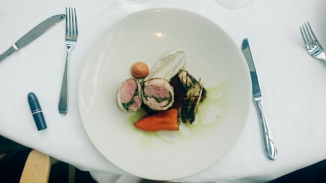 waterkloof estate restaurant karoo lamb