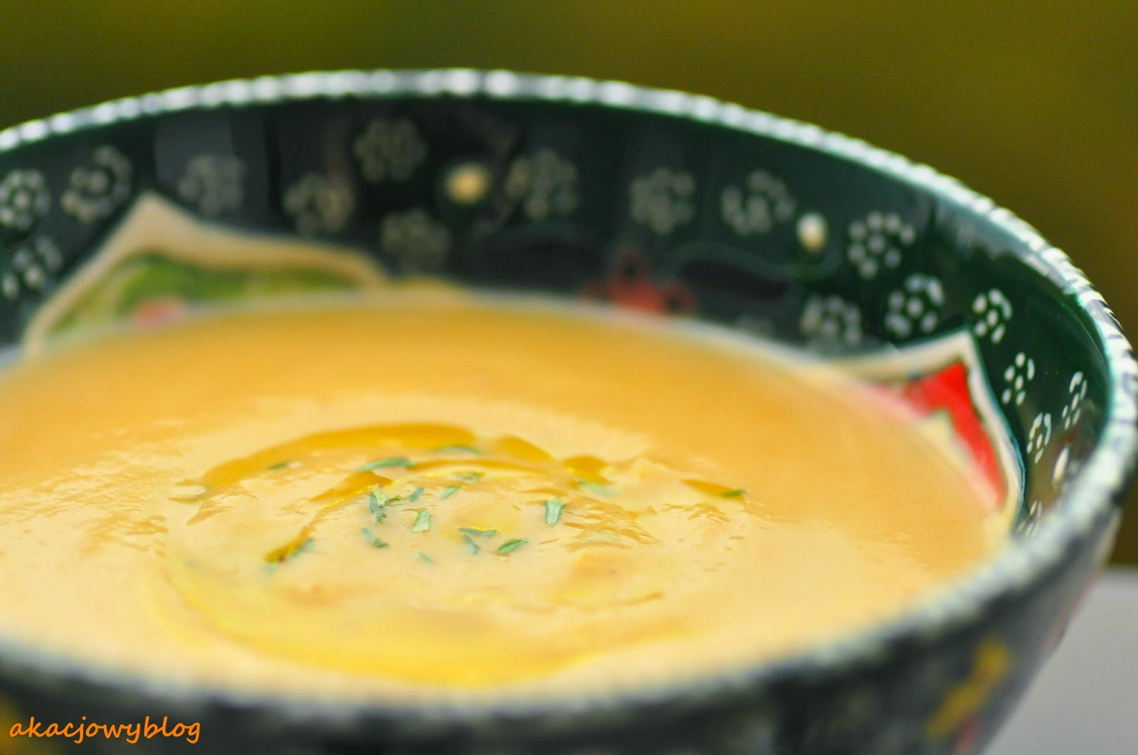Zupa krem z brukwi na jesienną porę