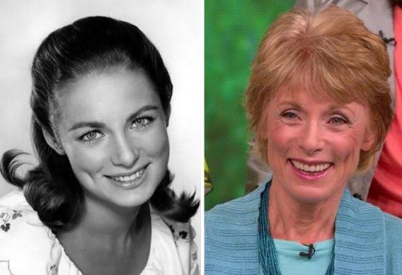 Actress Charmian Carr, the eldest Von Trapp daughter in The Sound Of Music dies at 73