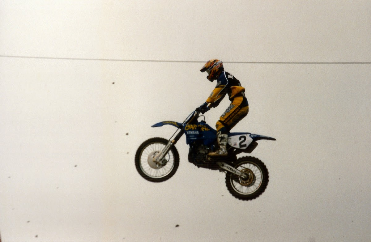 Jeremy McGrath High Point 1998