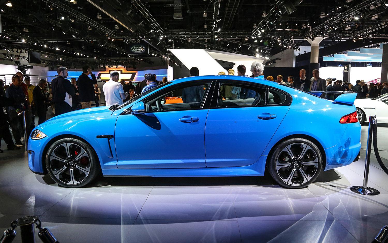 Cars Model 2013 2014: 2014 Jaguar XFR-S Growls Through the ...