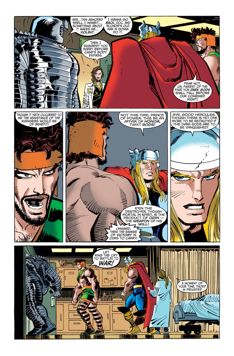 Thor (1998) Issue #12 #13 - English 9