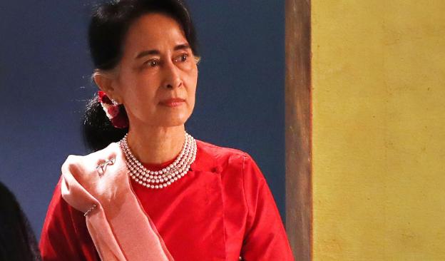 Tahu Wartawan yang Mewawancarainya Muslim, Suu Kyi Naik Pitam