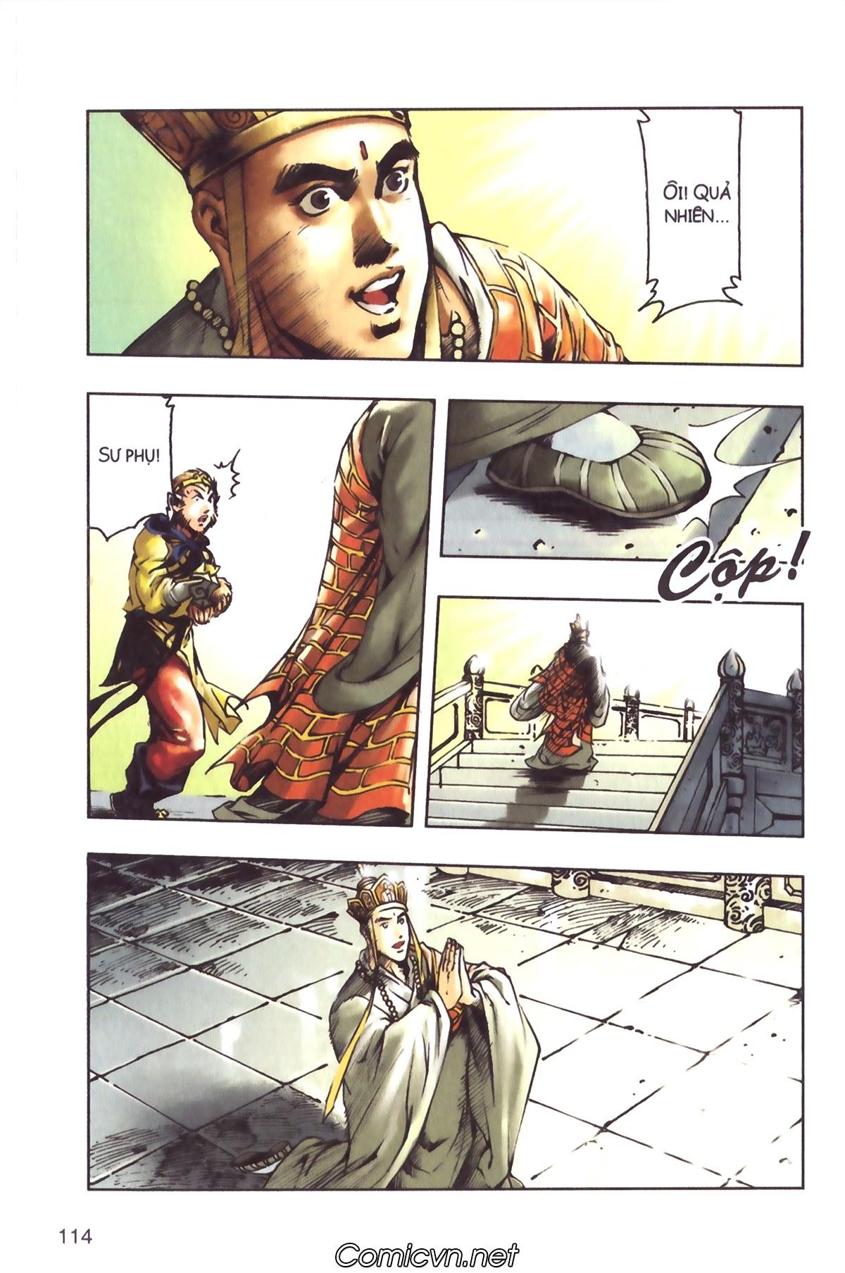 Tây Du Ký màu - Chapter 126 - Pic 25