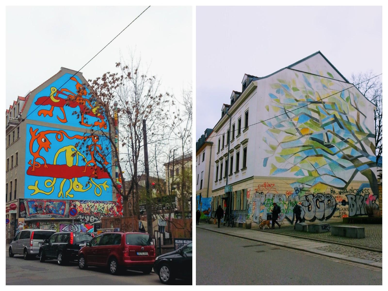 Neustadt Drezno
