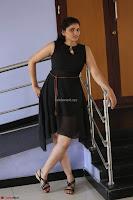Khanishka new telugu actress in Black Dress Spicy Pics 41.JPG
