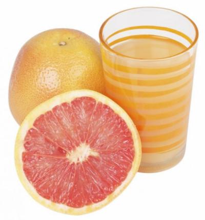 jus jeruk bali