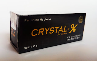 Crystal X dan Cara Menghilangkan Keputihan Wanita Secara Alami
