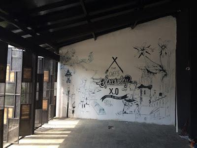 Jasa mural jogja, wall painting jogja, jasa lukisjogja