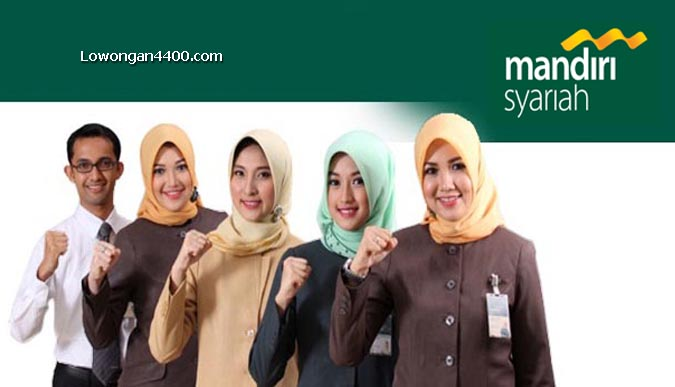 Lowongan Bank Syariah Mandiri Terbaru September 2017