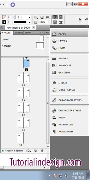Membuat Halaman Romawi Dan Angka : membuat, halaman, romawi, angka, Membuat, Penomoran, Halaman, Indesign
