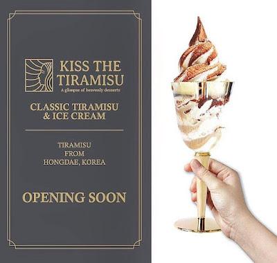 Free Kiss The Tiramisu Malaysia