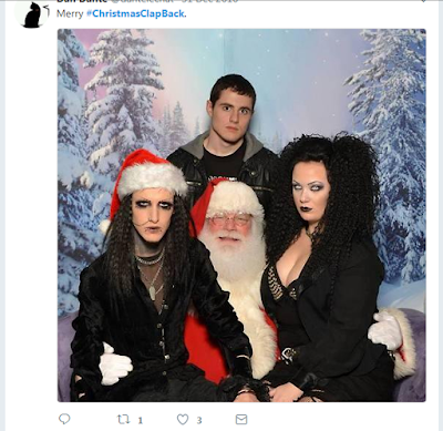 Merry Christmas Clapback Meme Twitter