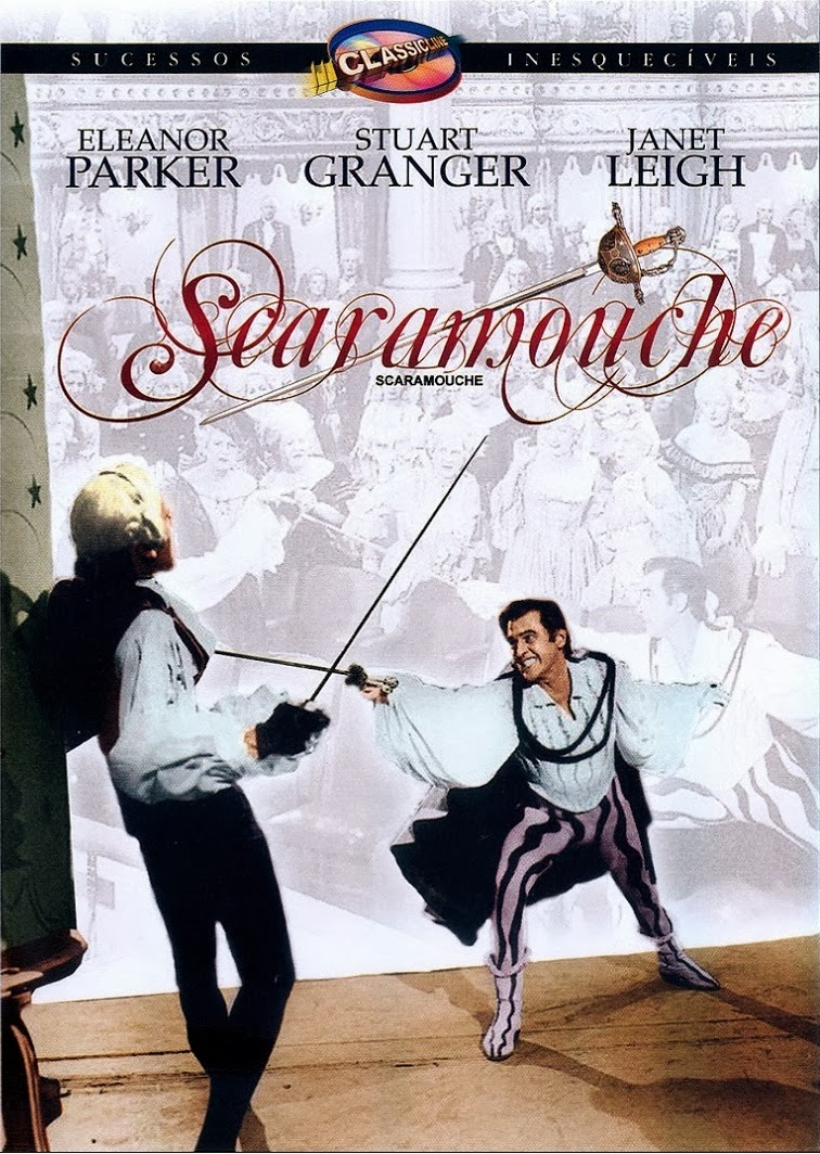 Scaramouche – Dublado (1952)
