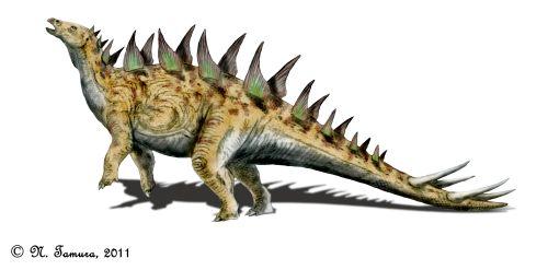paleoexhibit  stegosaurs of the british isles
