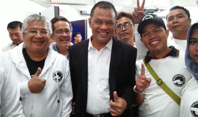 Kecewa Gatot Tak Bisa Nyapres, Relawan Dukung Prabowo-Sandi
