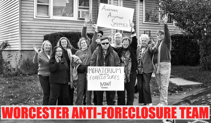 Worcester Anti-Foreclosure Team