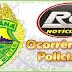 Ocorrências Policias do dia 29 para o dia 30 de novembro de Congonhinhas e de toda a região.