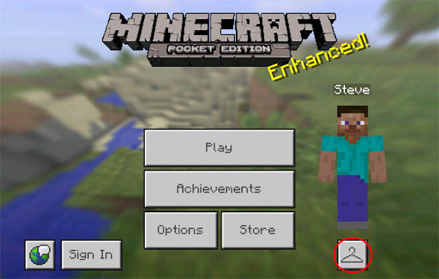 cara sign in xbox live di minecraft bajakan