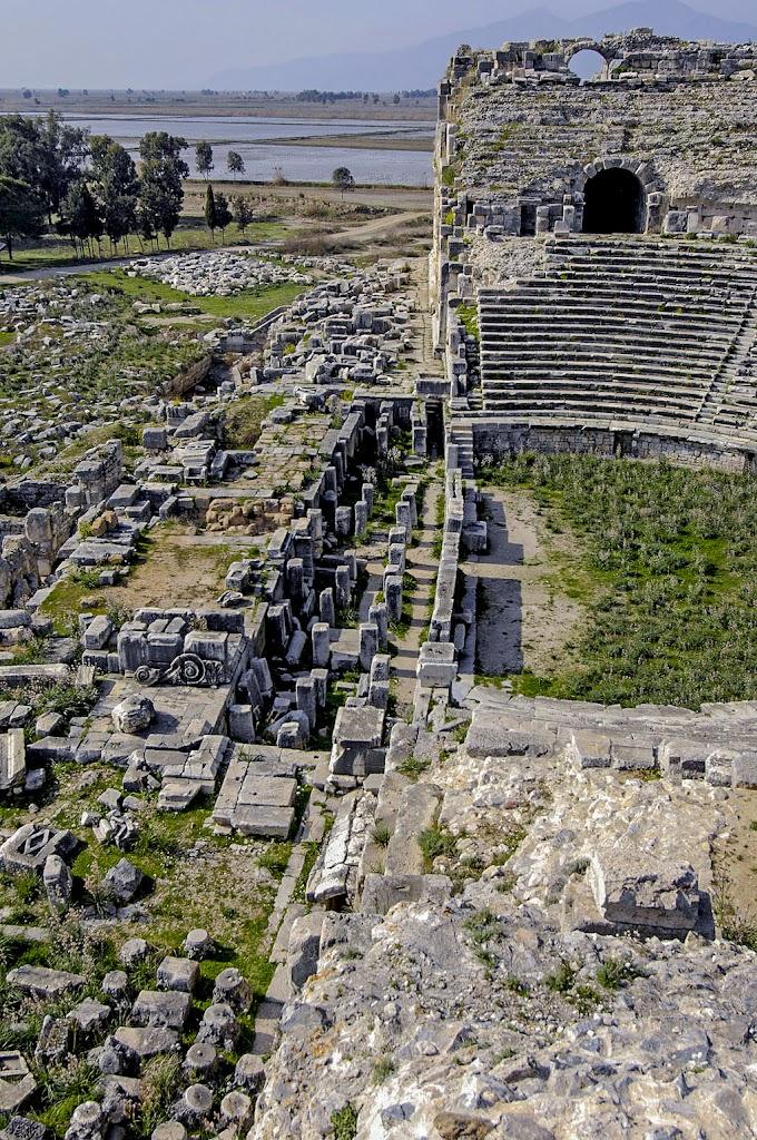 Η  Ελληνίδα πόλη της Μιλήτου