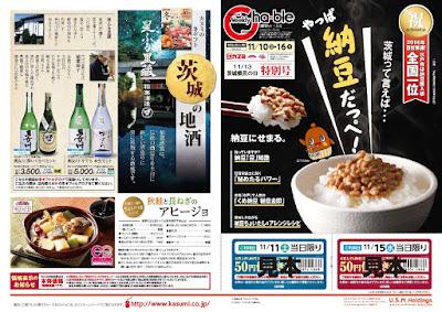 【PR】フードスクエア/越谷ツインシティ店のチラシ11月10日号