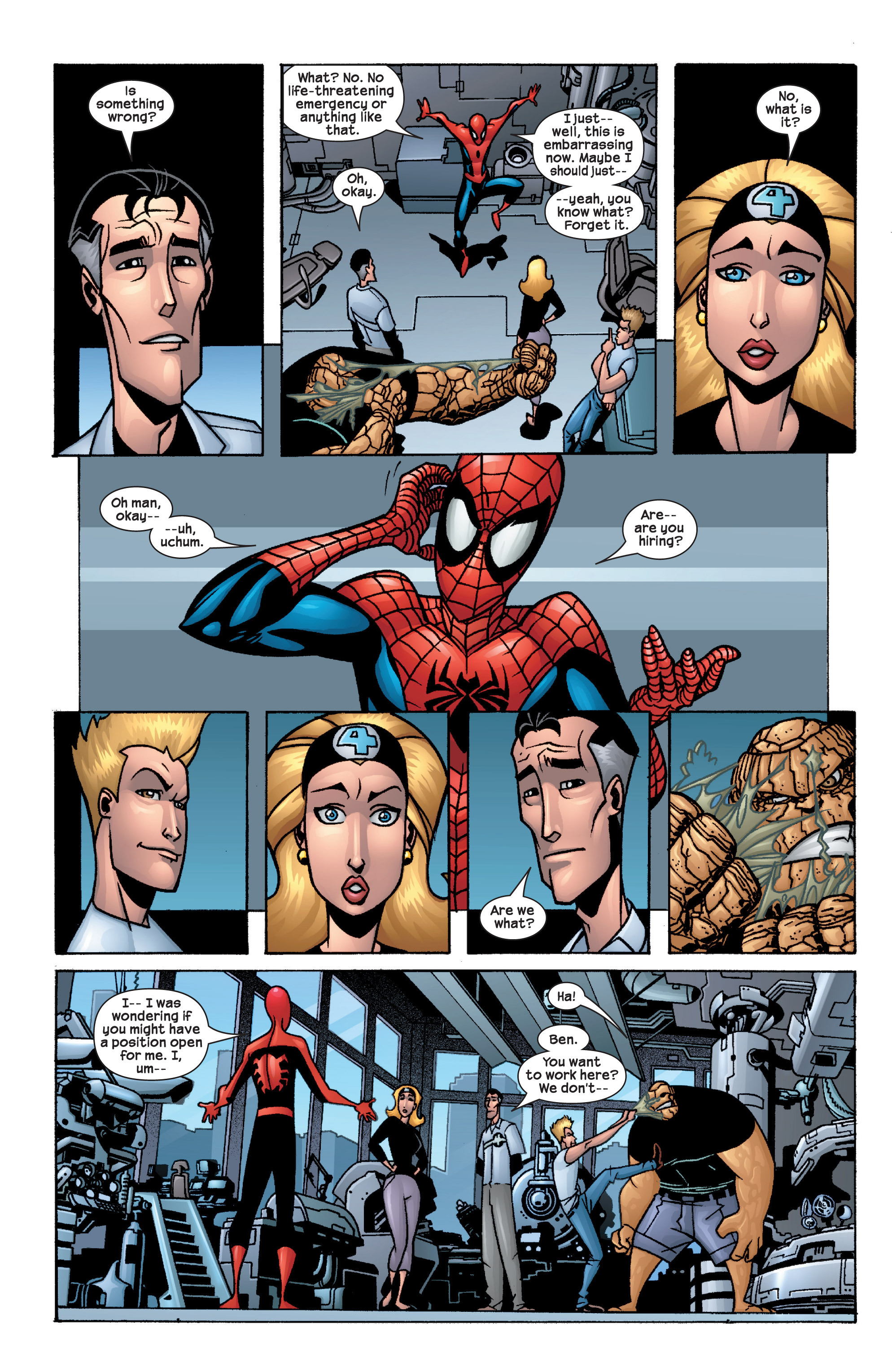 Read online Ultimate Spider-Man (2009) comic -  Issue #150 - 73