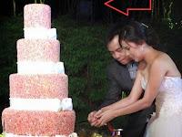 Hantu Muncul Saat Acara Pernikahan Selebriti