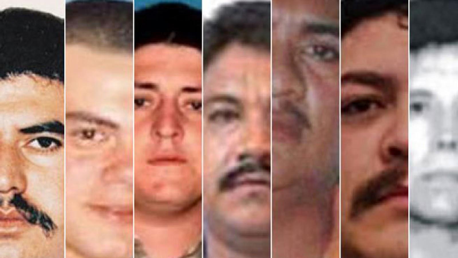 Estas son las principales detenciones de líderes del narcotráfico desde 2017