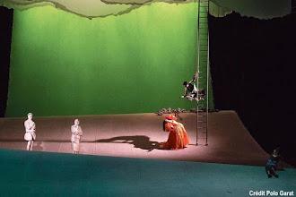 Théâtre : L'Oiseau Vert, de Carlo Gozzi - Mise en scène Laurent Pelly - Théâtre de la Porte Saint Martin