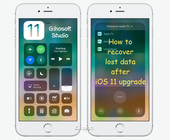 How To Recover Lost Information On Iphone/Ipad Subsequently Ios Eleven Upgrade