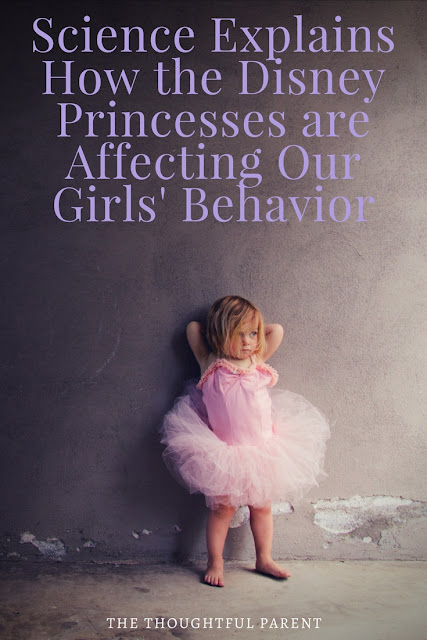 Science Explains How the Disney Princesses are Affecting Our Girls' Behavior