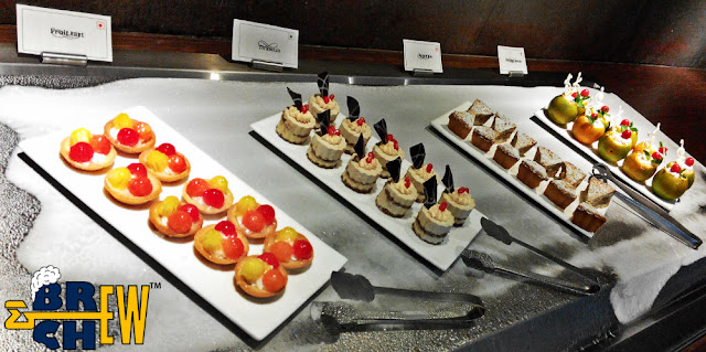 Tangerine - Davanam Sarovar Portico Suites Buffet Dessert