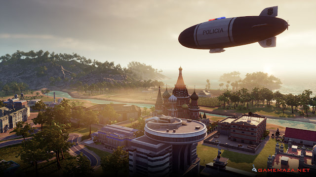 Tropico 6 Gameplay Screenshot 1