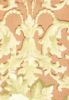 background digital design antique wallpaper swirl flourish