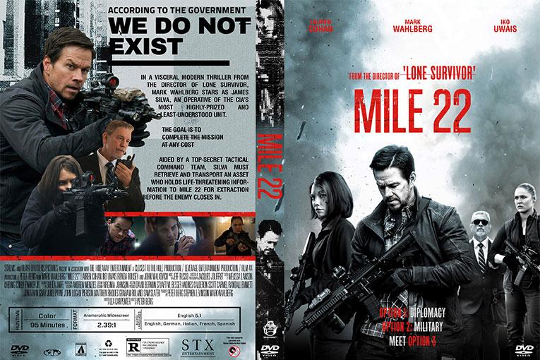 Mile 22 (2018) 720p BrRip x264