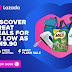 Lazada (MY): Discover Great Deals for as low as RM9.9