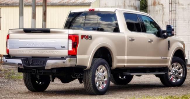 2018 Ford F250 Super Duty Platinum Price | Auto Review Release