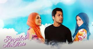drama bersiri terbaru Pergilah Air Mata adaptasi novel