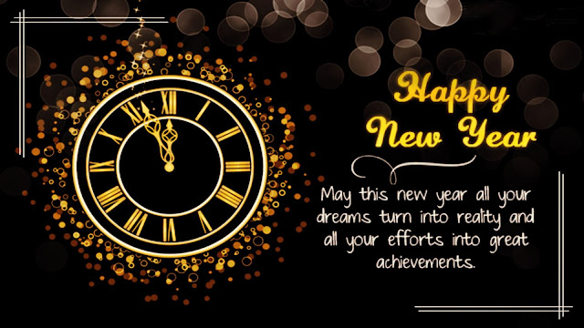 Happy New Year 2017 Card With Wishes HD Wallpapers Free Download